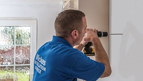 Wickes installation service
