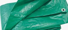 Tarpaulins & Rubble Sacks