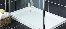 Shower Trays and Wall Panel Kits