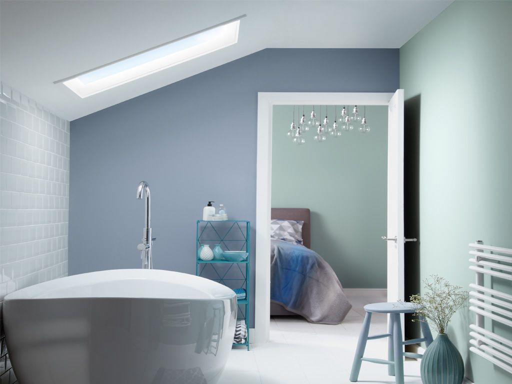 Neutral Paint Color Bathroom
