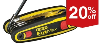Selected Stanley Tools