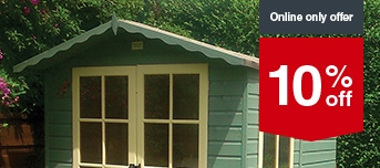 Shop All Log Cabins & Summerhouses