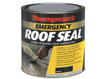 Thompsons emergency roof seal 1ltr blk