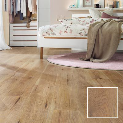 Orleans oak laminate flooring