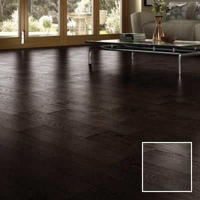 Historic oak laminate flooring