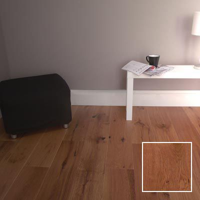 Kenaro oak real wood top layer flooring