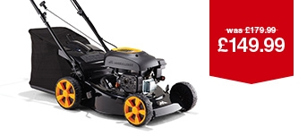 Mcculloch Self Propelled Petrol Lawnmower