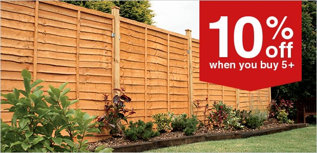 Selected Fence Panel