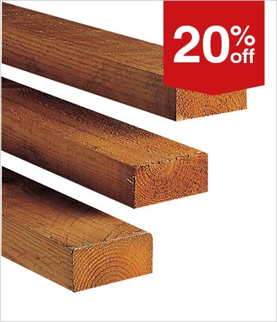 All Sawn Treated Timber