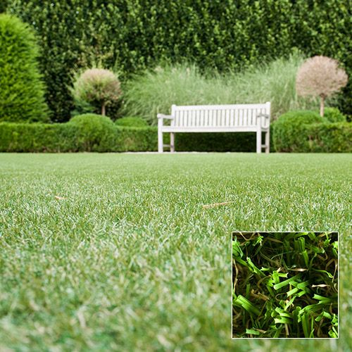 Vision range of Artificial Grass