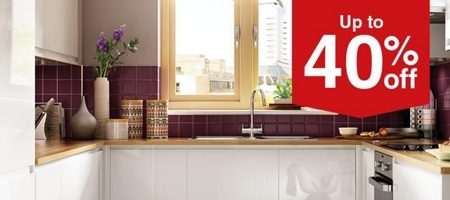 Selected Ready to fit Kitchens