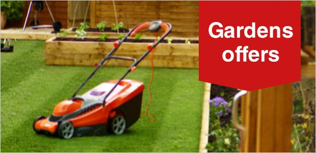 Offers on Fencing, Decking, Sheds and more