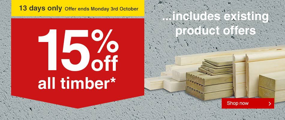 Timber offer