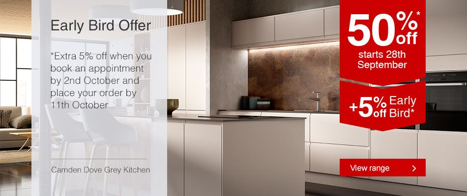 Kitchen offer