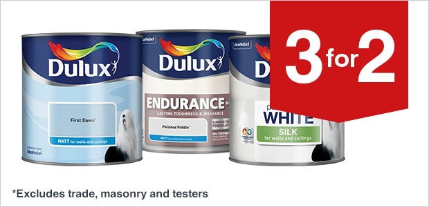 Dulux offers