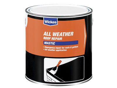 Wickes all weather roof repair mastic 2.5L
