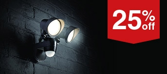 Selected Security Lights