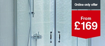 Bath and shower offers for Bathroom b q offers
