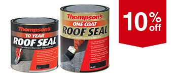 Selected Thompsons Roof Seal