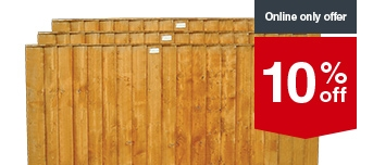 Fence Panel Packs