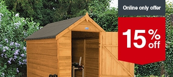 Timber Sheds & Garden Storage