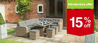Shop All Garden Heating, BBQ & Furniture