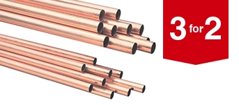 Selected Copper Tubes