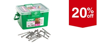 Selected Decking Screws