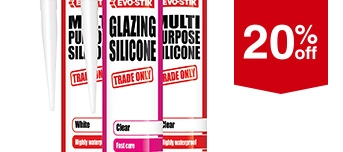 Selected Evo-Stik Trade Sealants