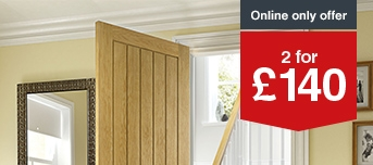 Geneva doors £140 offer