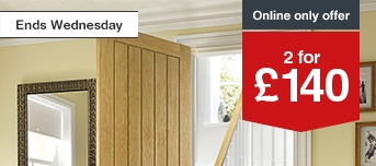 Selected Interior Door Multi Buy Offers