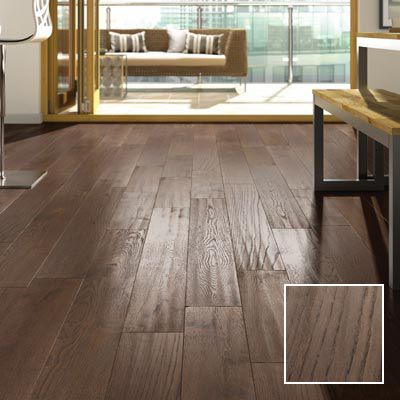 Gunstock oak engineered wood