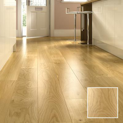 Heritage oak engineered wood flooring