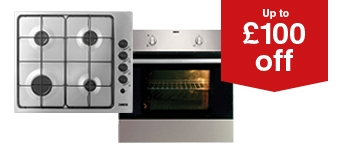 Conventional Oven + Gas or Electric Hob