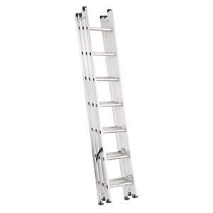 Werner Triple Extension Ladder 2m