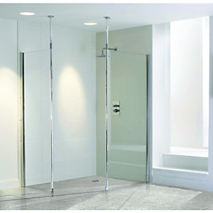 Wetroom Deflector Panel 700mm