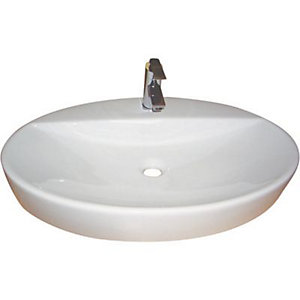 Wickes Trento Countertop Basin 750mm