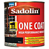Sadolin One Coat High Performance Woosdtain Ebony 1 Litre