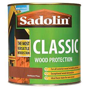 Sadolin Classic Wood Protection Antique Pine 1L