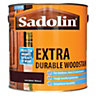 Sadolin Extra Durable Woodstain Jacobean Walnut 2.5L