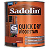 Sadolin Quick Dry Woodstain Redwood 1 Litre
