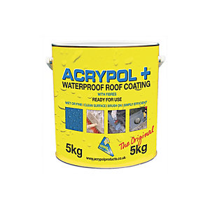 Acrypol+ Waterproof Coating Grey 5kg