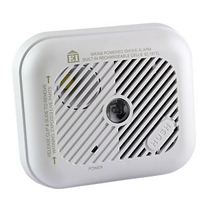 Aico EI151TL Mains Ionisation Smoke Alarm With Lithium Back-Up Battery