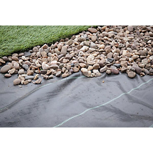 Heavy Duty Landscape Fabric 1m x 20m