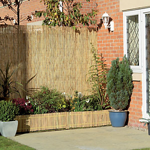Wickes Reed Garden Screening 1m x 4m