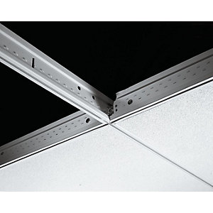 Armstrong Silhouette XL 3mm Reveal Cross T Unslotted 600mm x 15mm x 44mm