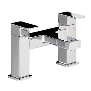 Abode AB1252 Fervour Deck Mounted Bath Filler