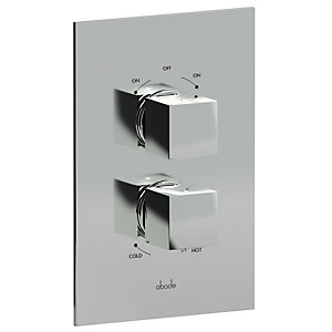 Abode AB2214 Zeal Concealed Thermostatic Shower Mixer
