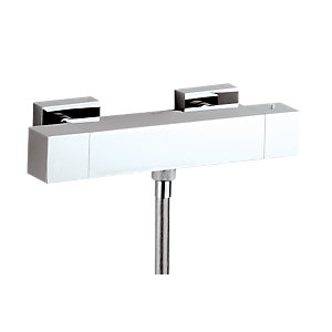 Abode AB2111 Zeal Exposed Thermostatic Bar Shower Valve