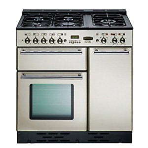 Rangemaster Toledo 90 Natural Gas Cooker Champagne